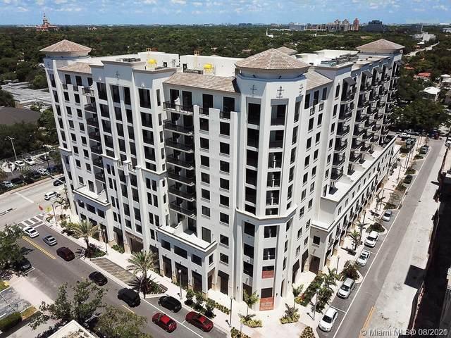 301 Altara Ave #404, Coral Gables, FL 33146 (MLS #A11086206) :: Berkshire Hathaway HomeServices EWM Realty