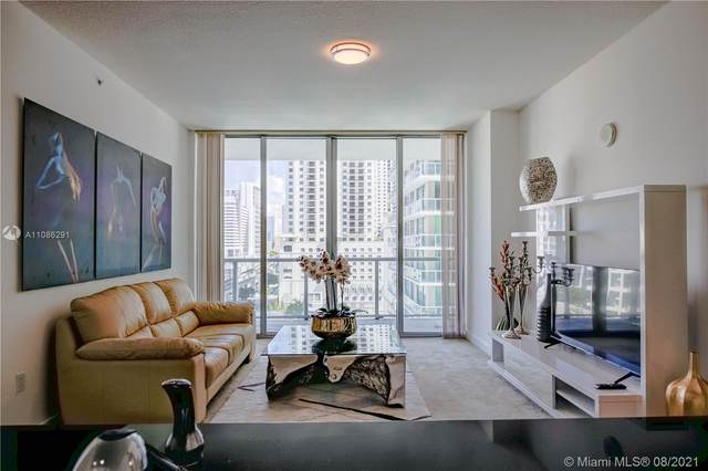 79 SW 12th St 1410-S, Miami, FL 33130 (MLS #A11086291) :: Green Realty Properties