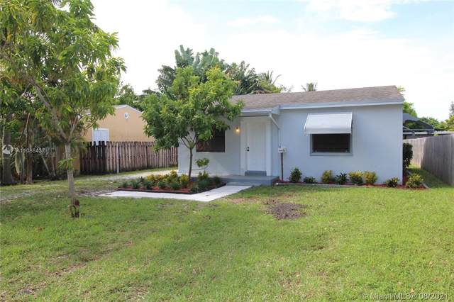2819 Adams St, Hollywood, FL 33020 (MLS #A11086437) :: The Pearl Realty Group