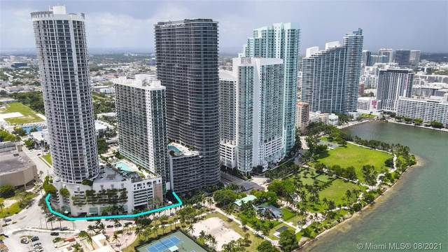 1750 N Bayshore Dr #3108, Miami, FL 33132 (MLS #A11086459) :: GK Realty Group LLC