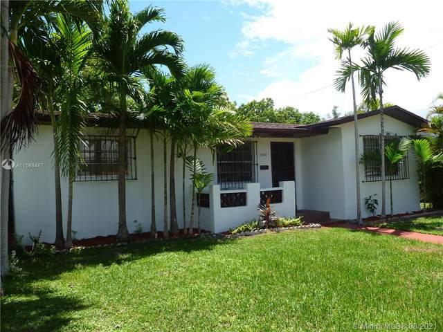 1290 NE 160th St, North Miami Beach, FL 33162 (MLS #A11086467) :: The Rose Harris Group