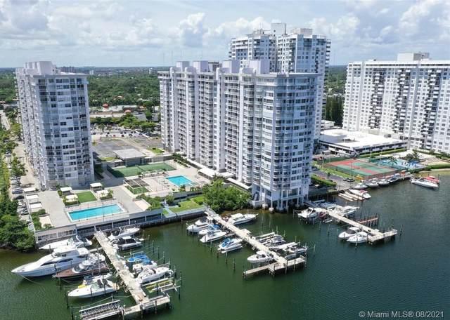18011 Biscayne Blvd #1204, Aventura, FL 33160 (MLS #A11086505) :: GK Realty Group LLC