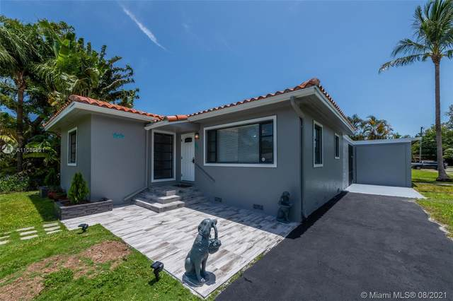 529 NW 8th St, Dania Beach, FL 33004 (MLS #A11086521) :: The Pearl Realty Group