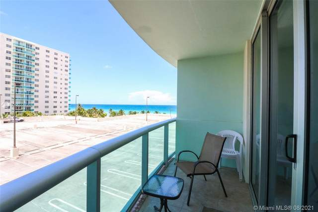 3901 S Ocean Dr 5A, Hollywood, FL 33019 (MLS #A11086560) :: Green Realty Properties