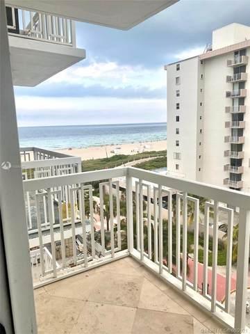 401 Ocean Dr #710, Miami Beach, FL 33139 (MLS #A11086582) :: GK Realty Group LLC