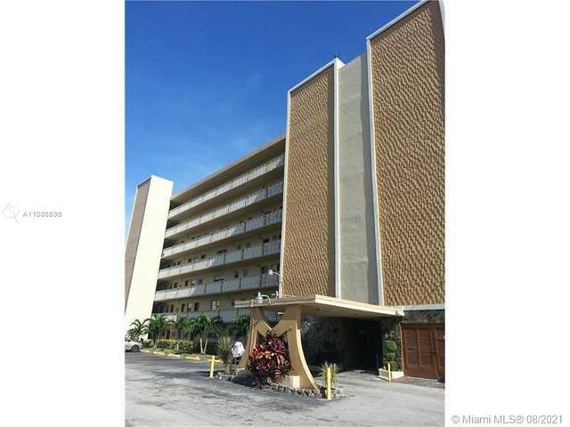 319 NE 14th Ave #103, Hallandale Beach, FL 33009 (MLS #A11086595) :: GK Realty Group LLC