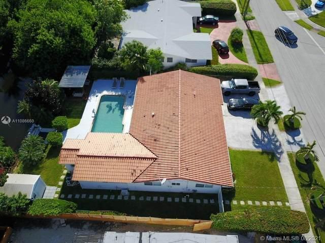 2300 NE 192nd St, Miami, FL 33180 (MLS #A11086660) :: The Rose Harris Group