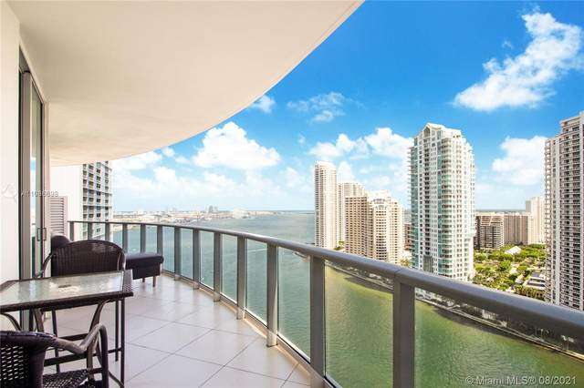 300 S Biscayne Blvd T-2208, Miami, FL 33131 (MLS #A11086698) :: Castelli Real Estate Services
