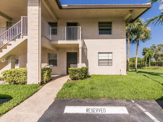 5560 Lakeside Dr #206, Margate, FL 33063 (MLS #A11086704) :: CENTURY 21 World Connection