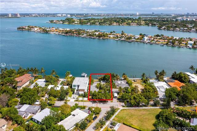 1275 N Biscayne Point Rd, Miami Beach, FL 33141 (MLS #A11086803) :: ONE   Sotheby's International Realty