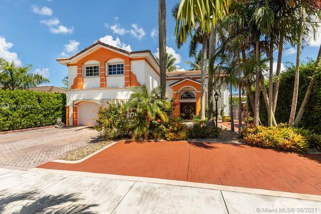 18017 SW 148th Ave Rd, Miami, FL 33187 (MLS #A11087067) :: Douglas Elliman