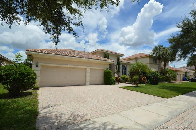6164 SW 192nd Ave, Pembroke Pines, FL 33332 (MLS #A11087101) :: The Pearl Realty Group
