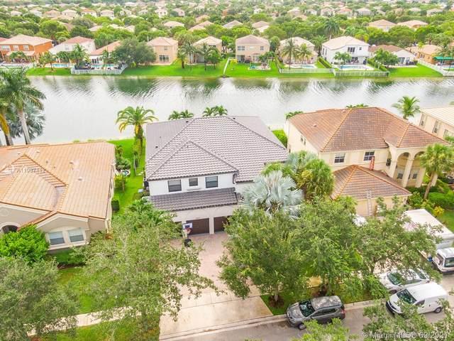 5007 SW 167th Ave, Miramar, FL 33027 (MLS #A11087112) :: Berkshire Hathaway HomeServices EWM Realty