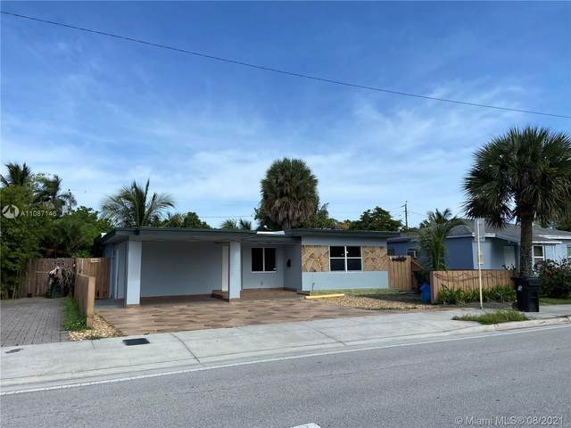 1404 N Andrews Ave, Fort Lauderdale, FL 33311 (MLS #A11087146) :: Onepath Realty - The Luis Andrew Group