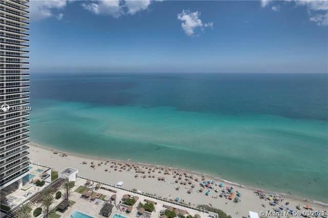 1850 S Ocean Dr #2804, Hallandale Beach, FL 33009 (MLS #A11087244) :: GK Realty Group LLC