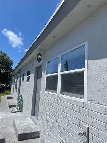741 NW 4th St, Hallandale Beach, FL 33009 (MLS #A11087290) :: Green Realty Properties