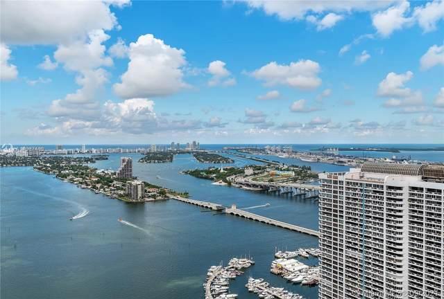 488 NE 18th St #4104, Miami, FL 33132 (MLS #A11087409) :: GK Realty Group LLC