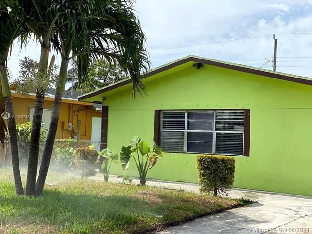 2836 NW 5th, Pompano Beach, FL 33069 (MLS #A11087488) :: Castelli Real Estate Services