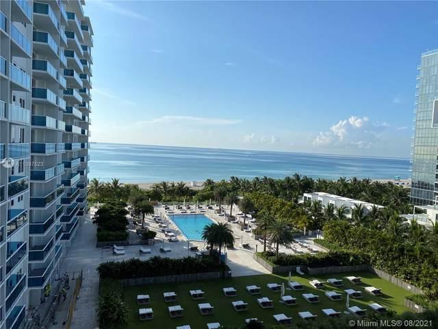 2301 Collins Ave #842, Miami Beach, FL 33139 (MLS #A11087523) :: Berkshire Hathaway HomeServices EWM Realty
