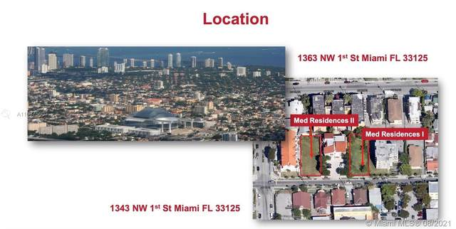 1363 NW 1st St, Miami, FL 33125 (MLS #A11087560) :: KBiscayne Realty
