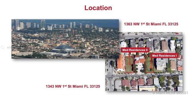 1363 NW 1st St, Miami, FL 33125 (MLS #A11087560) :: Douglas Elliman