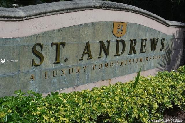 12106 Saint Andrews Pl #202, Miramar, FL 33025 (MLS #A11087610) :: Douglas Elliman