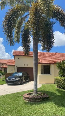 800 SW 113th Ter, Pembroke Pines, FL 33025 (MLS #A11087621) :: KBiscayne Realty