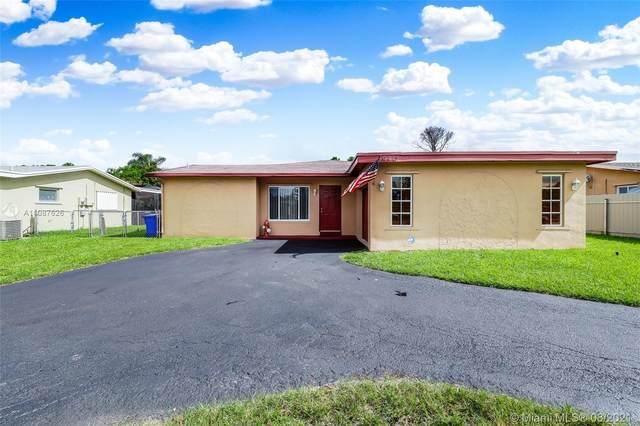 9441 Johnson St, Pembroke Pines, FL 33024 (MLS #A11087626) :: Douglas Elliman