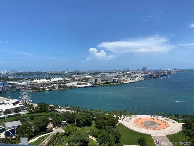 50 Biscayne Blvd #3006, Miami, FL 33132 (MLS #A11087644) :: The MPH Team