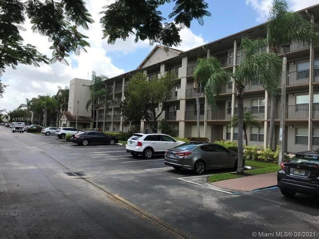 550 SW 137th Ave 111L, Pembroke Pines, FL 33027 (MLS #A11087649) :: Re/Max PowerPro Realty
