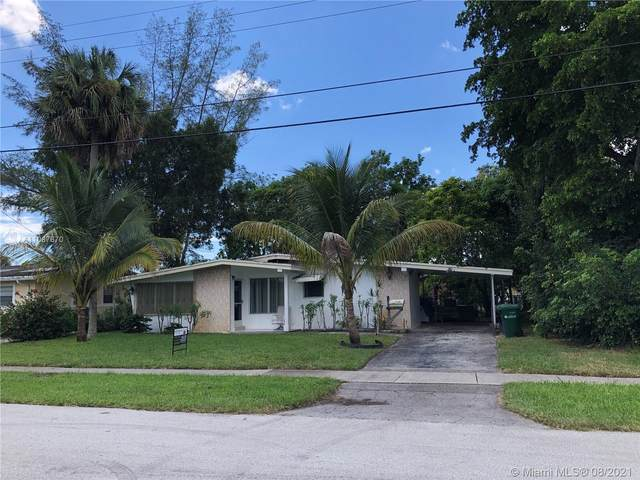 5150 SW 6th Ct, Margate, FL 33068 (MLS #A11087670) :: Re/Max PowerPro Realty