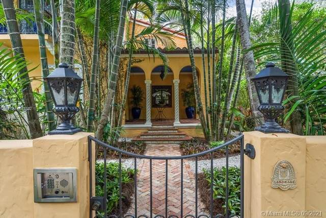 803 Anastasia Ave, Coral Gables, FL 33134 (MLS #A11087682) :: All Florida Home Team