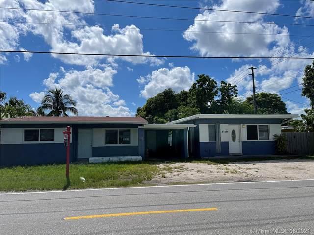 6101 Dawson St, Hollywood, FL 33023 (MLS #A11087764) :: Green Realty Properties