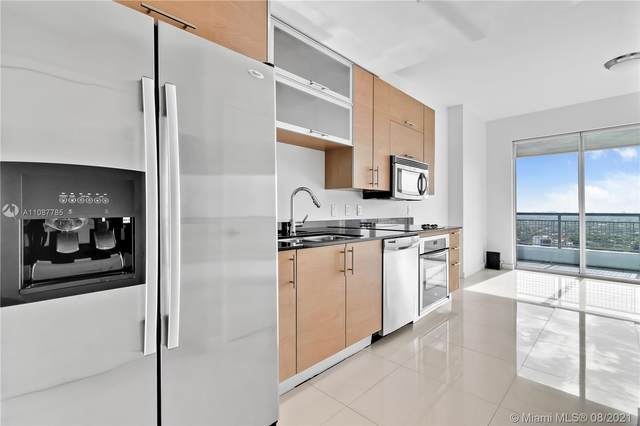 60 SW 13th St #2207, Miami, FL 33130 (MLS #A11087785) :: The Rose Harris Group