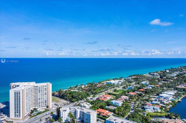 3180 S Ocean Dr #211, Hallandale Beach, FL 33009 (MLS #A11087853) :: Berkshire Hathaway HomeServices EWM Realty