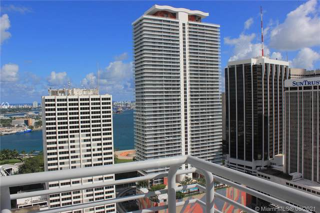 133 NE 2nd Ave #3102, Miami, FL 33132 (MLS #A11087870) :: The Rose Harris Group
