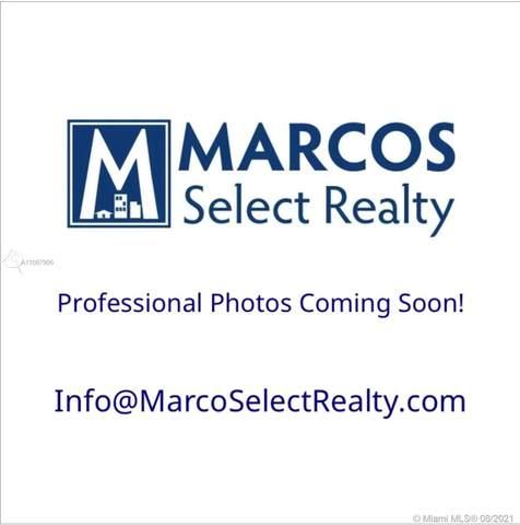11780 SW 18th St 528-2, Miami, FL 33175 (MLS #A11087906) :: GK Realty Group LLC