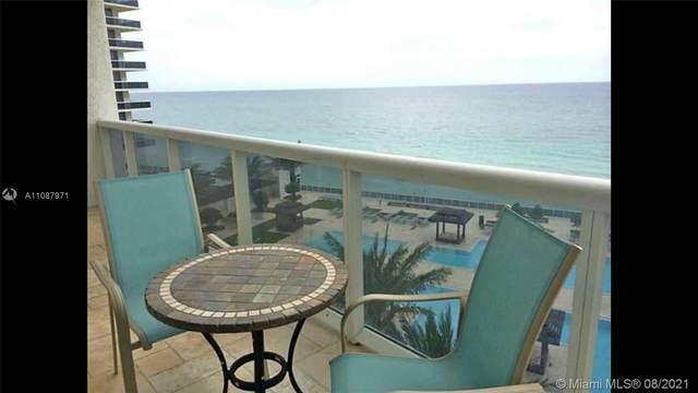 1850 S Ocean Dr #1202, Hallandale Beach, FL 33009 (MLS #A11087971) :: GK Realty Group LLC