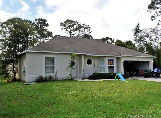 1782 SE Biddle Ln, Port Saint Lucie, FL 34983 (MLS #A11088096) :: All Florida Home Team