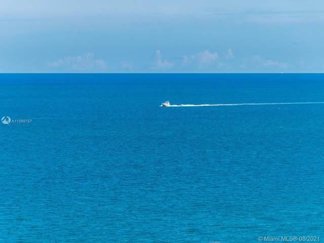 1950 S Ocean Dr 17J, Hallandale Beach, FL 33009 (MLS #A11088157) :: GK Realty Group LLC