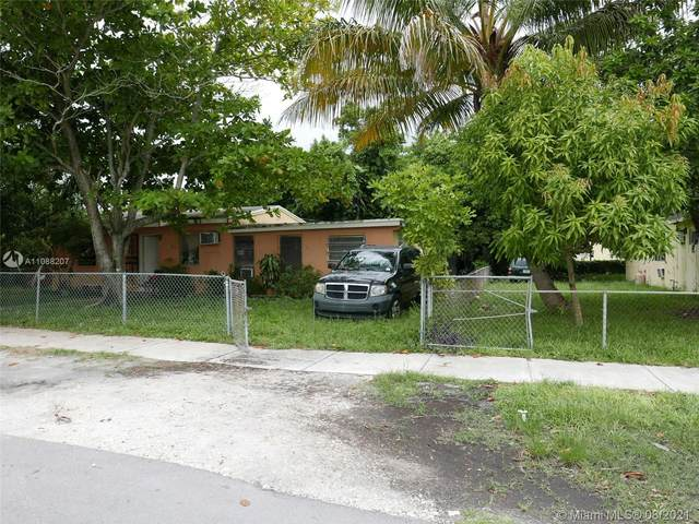 18040 NW 3rd Ave, Miami Gardens, FL 33169 (MLS #A11088207) :: Natalia Pyrig Elite Team   Charles Rutenberg Realty