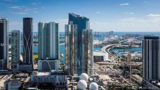 851 NE 1st Ave #2303, Miami, FL 33132 (MLS #A11088247) :: GK Realty Group LLC