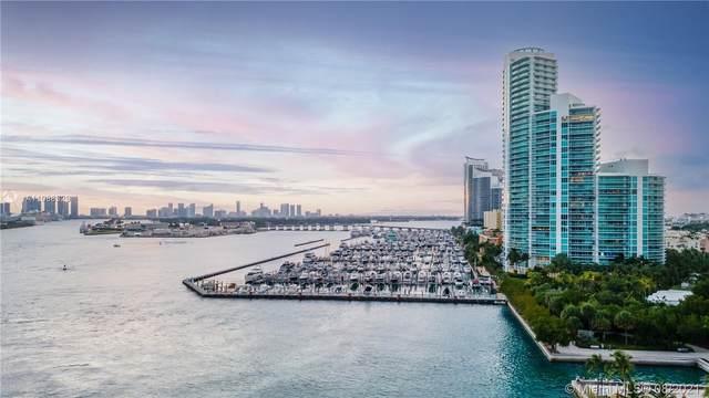 1000 S Pointe Dr #2704, Miami Beach, FL 33139 (MLS #A11088329) :: Castelli Real Estate Services