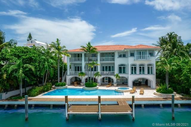 766 Harbor Dr, Key Biscayne, FL 33149 (MLS #A11088351) :: Douglas Elliman