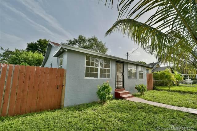 1725 NW 63rd St, Miami, FL 33147 (MLS #A11088405) :: Douglas Elliman