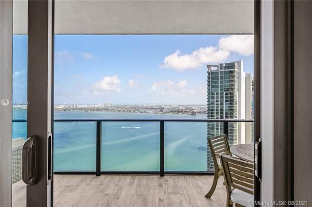 650 NE 32 St #4606, Miami, FL 33137 (MLS #A11088471) :: Berkshire Hathaway HomeServices EWM Realty