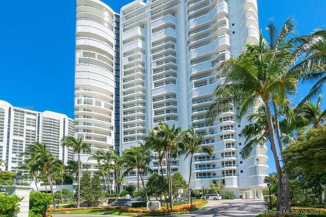 21050 NE 38th Ave #406, Aventura, FL 33180 (MLS #A11088508) :: GK Realty Group LLC