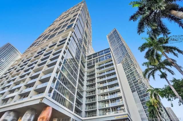 495 Brickell Ave #3206, Miami, FL 33131 (MLS #A11088510) :: The MPH Team