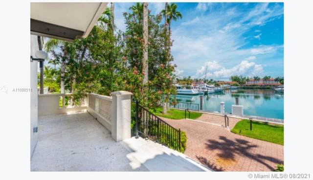 2513 Fisher Island Dr #6104, Miami, FL 33109 (MLS #A11088511) :: Green Realty Properties