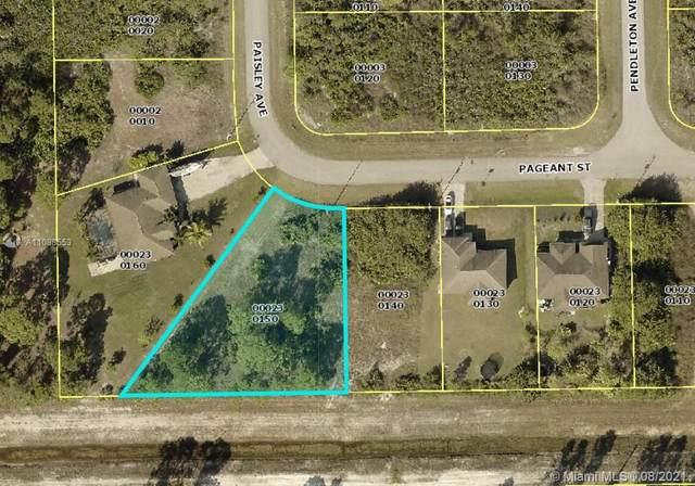 102 Pageant Street, Lehigh Acres, FL 33974 (MLS #A11088553) :: Douglas Elliman